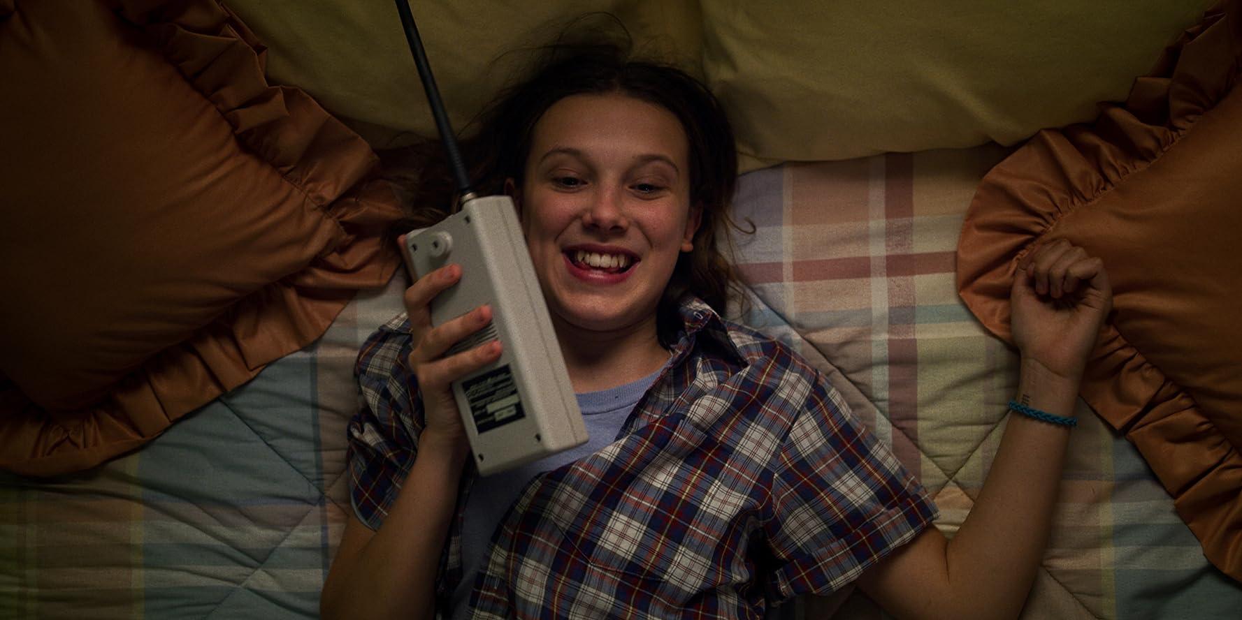 Millie Bobby Brown in Stranger Things (2016)