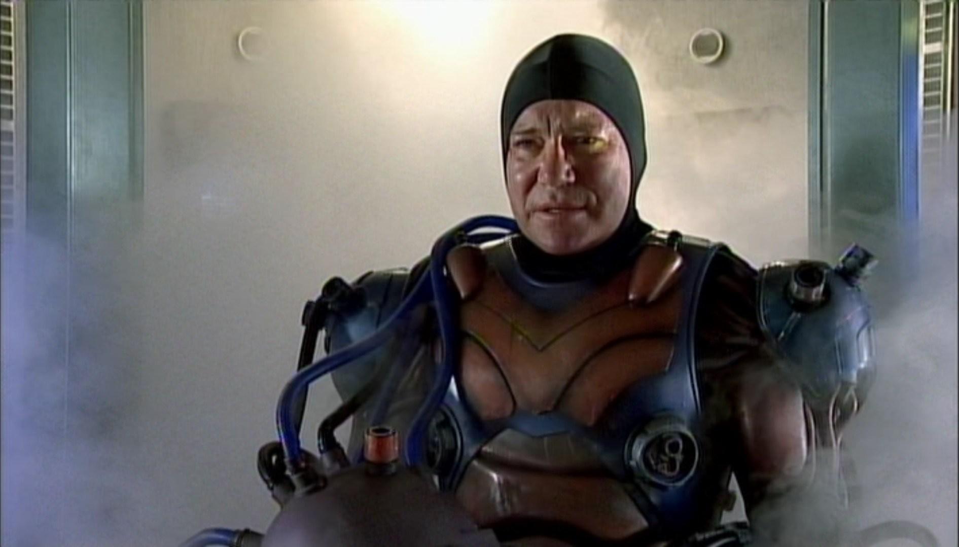 William Shatner in Groom Lake (2002)