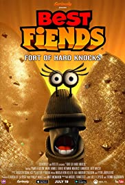 Best Fiends: Fort of Hard Knocks Poster