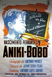 Aniki Bóbó Poster