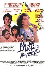 Bituing walang ningning Poster