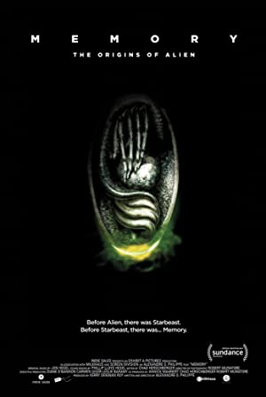 Memory: The Origins of Alien (2019)