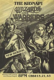 Wizards and Warriors (1983) Poster - TV Show Forum, Cast, Reviews
