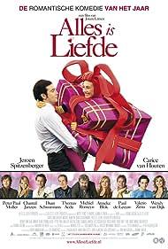 Thomas Acda, Carice van Houten, Michiel Romeyn, Jeroen Spitzenberger, Chantal Janzen, and Wendy van Dijk in Alles is liefde (2007)