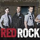 Andrea Irvine, Jane McGrath, Patrick Ryan, David Crowley, and Richard Flood in Red Rock (2015)
