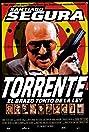 Torrente, el brazo tonto de la ley (1998) Poster