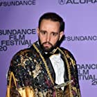 Alex Fumero at an event for Mucho Mucho Amor: The Legend of Walter Mercado (2020)