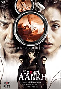 Torrents for movie downloads Teesri Aankh: The Hidden Camera by Anil Sharma [720x576]