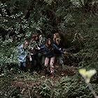 Leisha Hailey, Nicole DuPort, Carrie Finn, Nicole Marie Johnson, and Rebecca McFadzien in Quarries (2016)