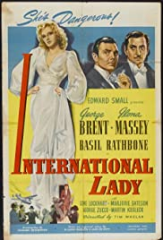 International Lady Poster