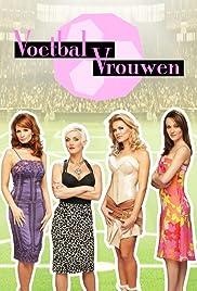 Voetbalvrouwen Poster