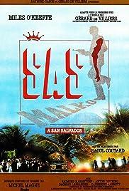 S.A.S. à San Salvador Poster