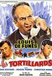 Les tortillards Poster