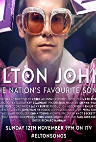 Primary photo for Elton John: The Nation's Favourite Song
