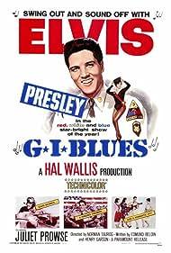 G.I. Blues (1960) Poster - Movie Forum, Cast, Reviews