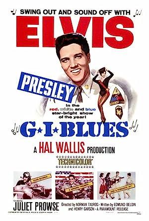 G.I. Blues Poster Image
