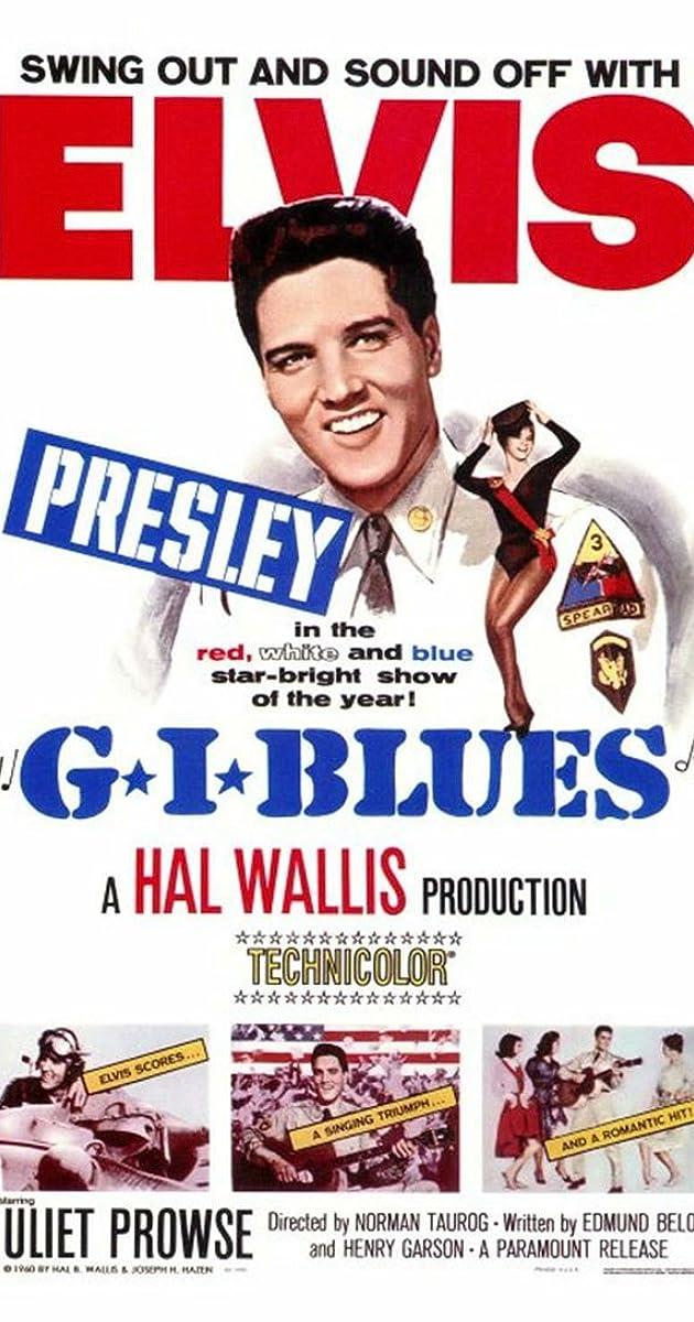 Subtitle of G.I. Blues