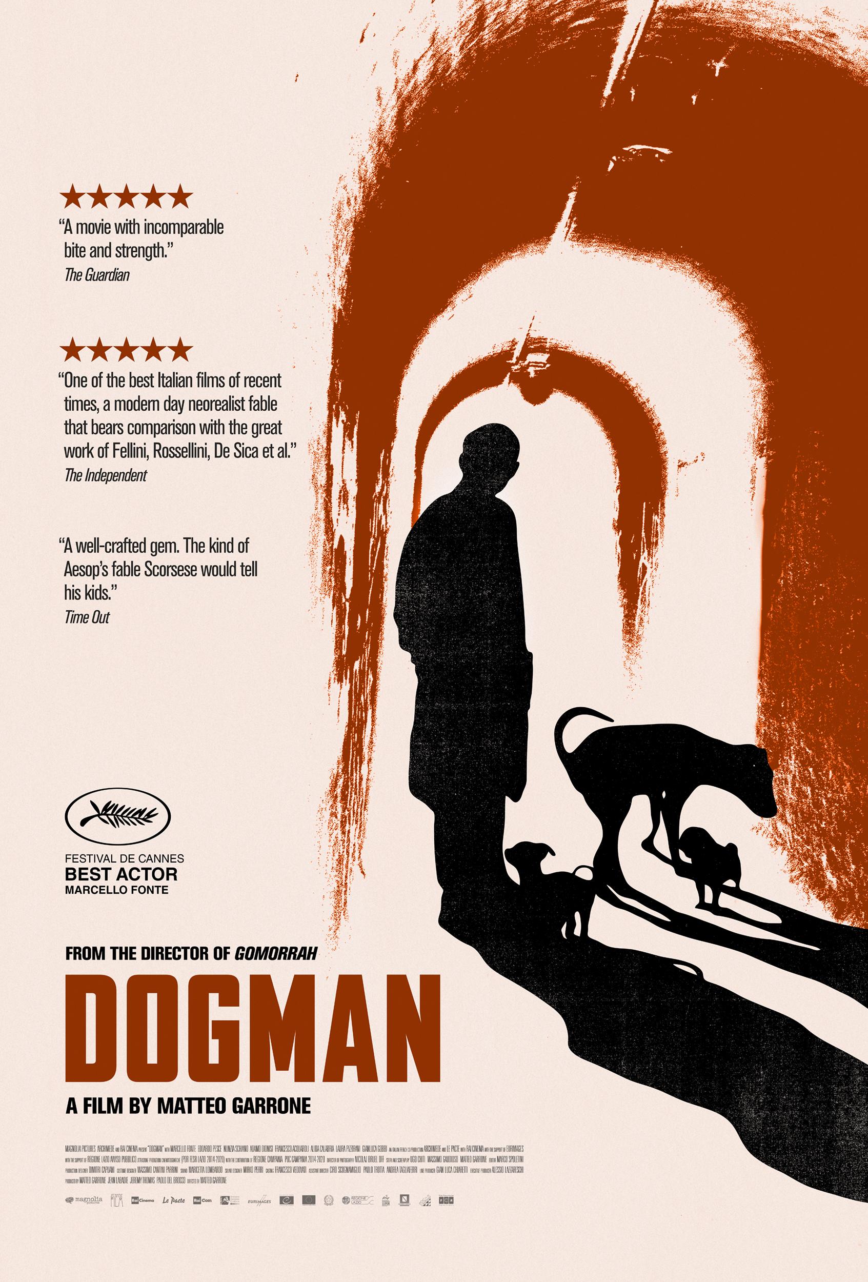 ŠUNININKAS (2018) / Dogman