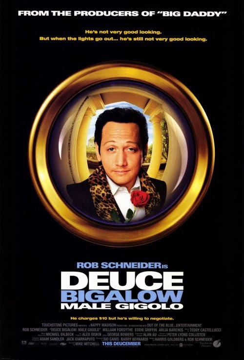 Deuce Bigalow: Male Gigolo (1999) Hindi Dubbed