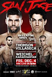 Bellator 147: Thomson vs. Villasec