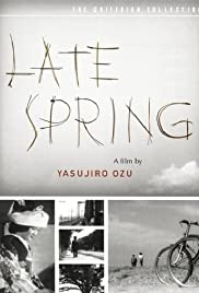 Late Spring Poster