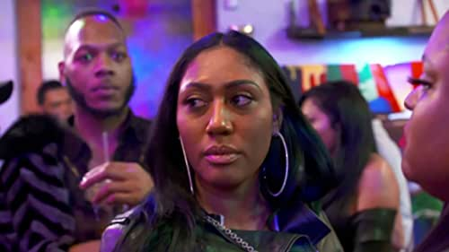 Black Ink Crew: Chicago: Jenn & Van Run Into Issues At The 9MAG Party
