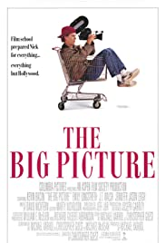The Big Picture (1989) Poster - Movie Forum, Cast, Reviews