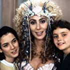 Christina Ricci, Winona Ryder, and Cher in Mermaids (1990)