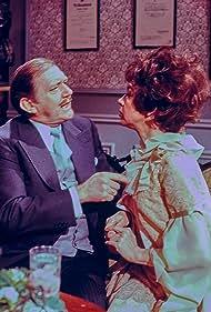 Bjørn Puggaard-Müller and Lillian Tillegreen in En forglemmelse (1973)