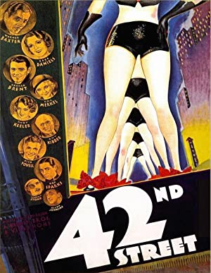 Where to stream 42nd Street