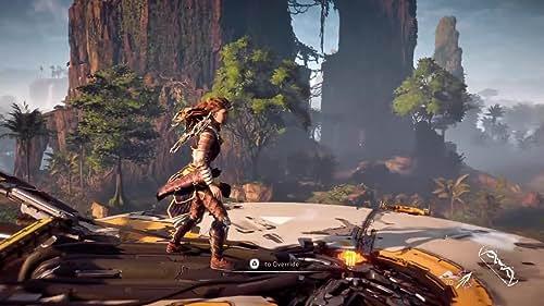 Horizon: Zero Dawn: PS4 Pro 4K Gameplay Trailer