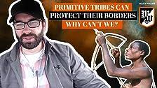 Los primitivos protegieron su frontera. ¿Por qué no podemos nosotros?