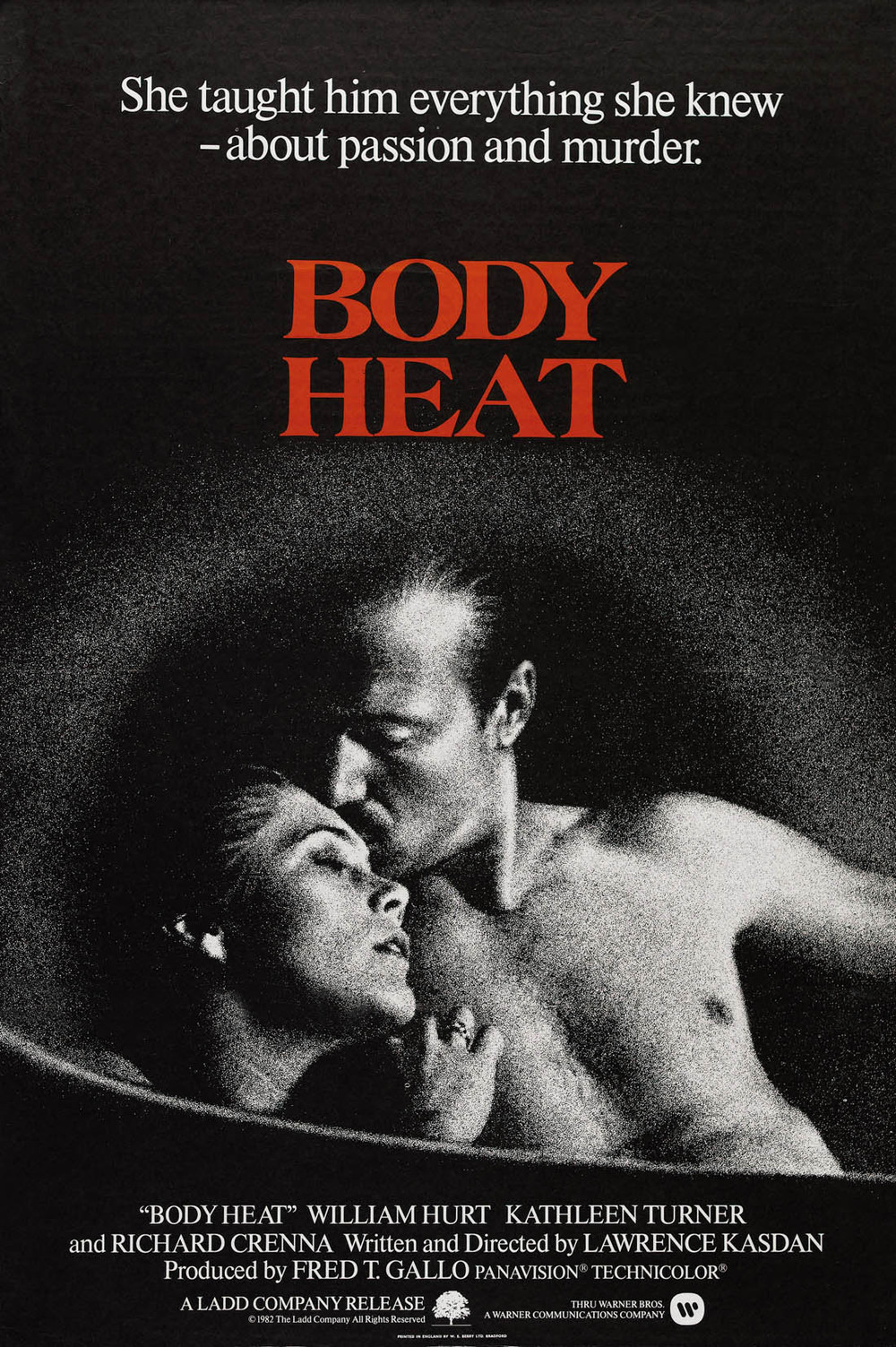 Hot sex in body heat movie