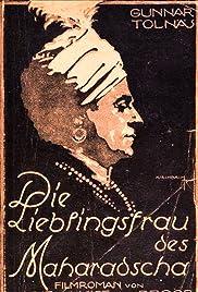 Die Lieblingsfrau des Maharadscha Poster