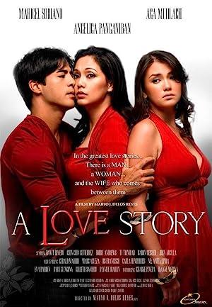 Where to stream A Love Story