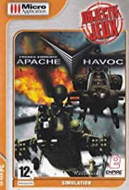 Enemy Engaged: Apache Havoc Poster