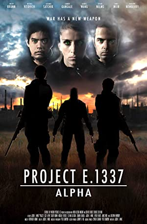 Movie Project E.1337: ALPHA (2018)