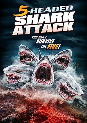 Movie 5 Headed Shark Attack (2017)