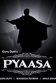 Pyaasa (1957) Poster - Movie Forum, Cast, Reviews