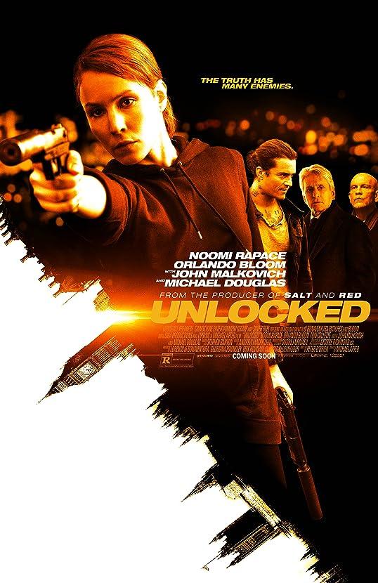 Unlocked (2017) Hindi Dubbed