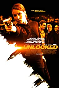 Michael Douglas, John Malkovich, Orlando Bloom, and Noomi Rapace in Unlocked (2017)