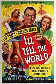 I'll Tell the World (1945)