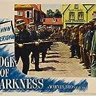 Roman Bohnen, Glen Cavender, and Victor Cox in Edge of Darkness (1943)