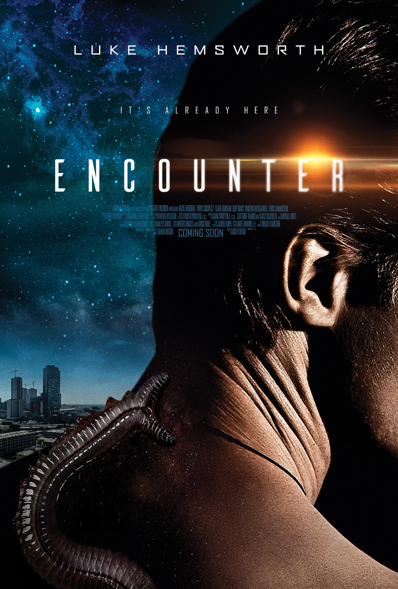 Encounter (2018) Tamil Dubbed (Voice Over) & English [Dual Audio] BDRip 720p [1XBET]