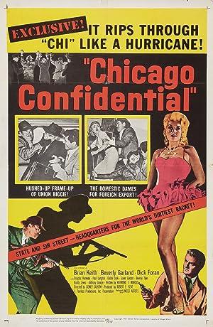 Film-Noir Chicago Confidential Movie