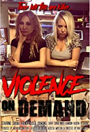Violence on Demand Poster