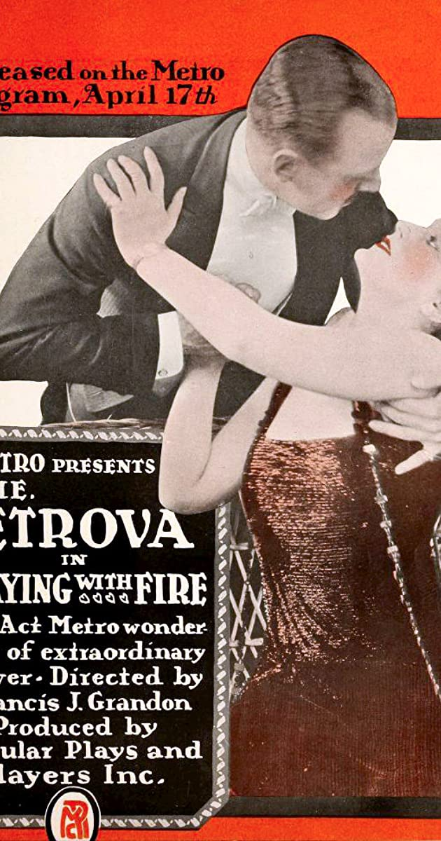 Playing With Fire 1916 Full Cast Crew Imdb