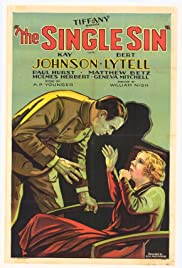 The Single Sin Poster