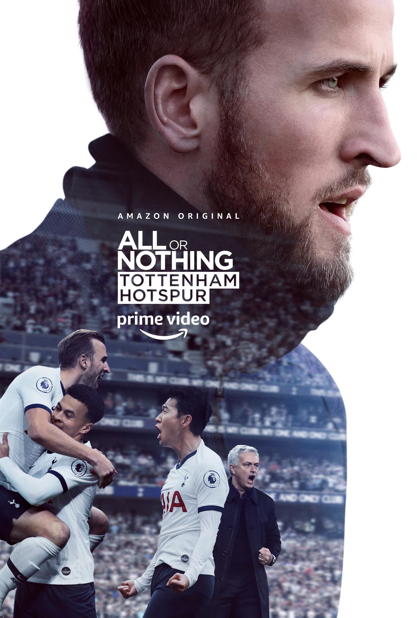All or Nothing: Tottenham Hotspur (TV Series 2020– ) - IMDb