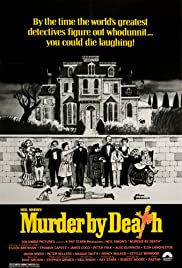 Murder by Death Poster